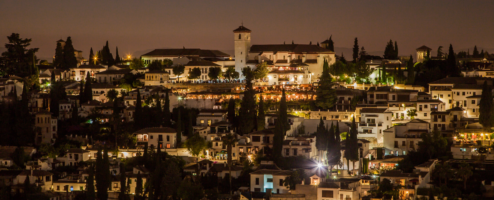 Granada, La Ciudad