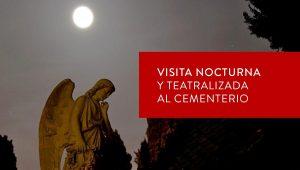 Visitas Teatralizadas Cementerio Granada